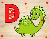 D di Dinosauro
