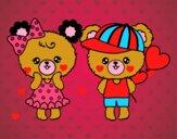 Kawaii orsi amore