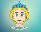 Faccia principessa