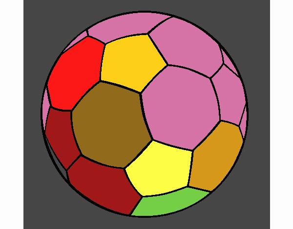 Palla Da Calcio Da Colorare Migliori Pagine Da Colorare