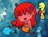 Sirenetta e le sue amiche