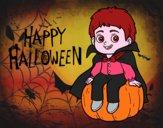 Vampiro per Halloween
