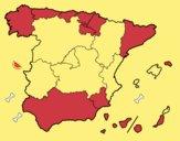 Le Comunità autonome della Spagna