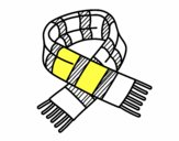 Scarpa di strisce