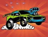 Sportivo muscle car