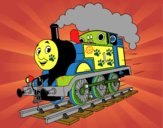 Thomas lovomotiva 1