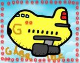 Aeroplano grande