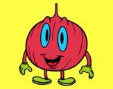 Cipolla animato