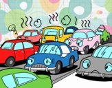 Congestione stradale