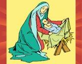 Nascita di Gesù Bambino