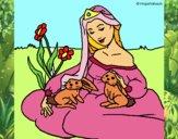 Principessa del bosco