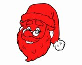 Muso di Babbo Natale