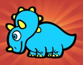 Triceratops felice