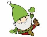 Babbo Natale dire ciao