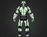 Robot indietro