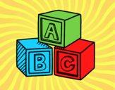 Cubi educativi ABC