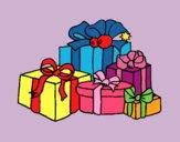 Un sacco di regali