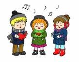 Cantanti di Natale