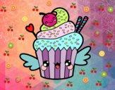 Il cupcake kawaii