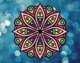 Mandala per la concentrazione