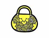 Mini sacchetto ispirato giapponese