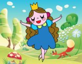 Principessa felicità