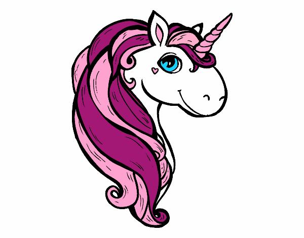 Disegno un unicorno colorato da utente non registrato il for Fantastici disegni di garage