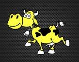 Mucca da latte 1