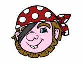 Pirata semplice