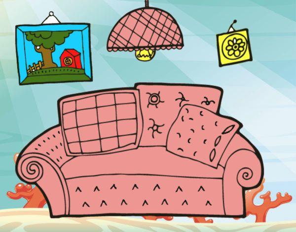 Disegno soggiorno colorato da utente non registrato il 15 for Disegno del piano di soggiorno