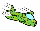 Camuffare aeroplano