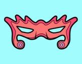 Maschera di moda