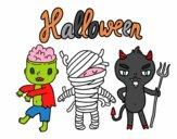Mostri per Halloween