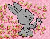 Sorridente coniglietto