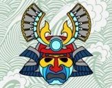 Maschera cinese
