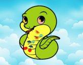 Baby serpente
