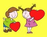 Bimbo innamorato