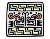 Iscrizione maya