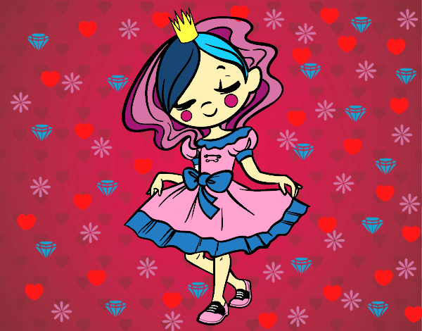 La giovane principessa