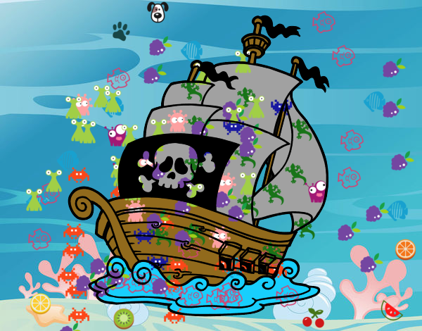 Nave dei pirati