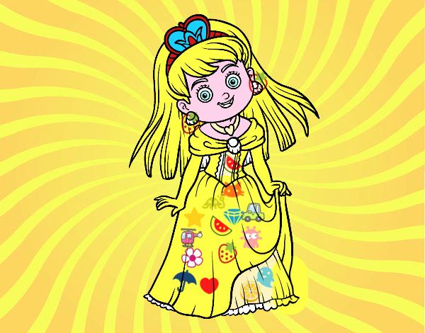 Principessa incantevole