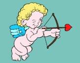Cupido prende la mira