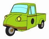 Motocicletta furgone