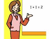 Professoressa di matematica