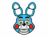 Faccia di Toy Bonni di Five Nights at Freddy's