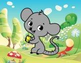 Mouse del bambino