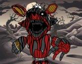 Foxy terrificante di Five Nights at Freddy's