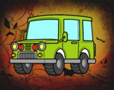Jeep azienda