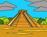Piramide di Chichén Itzá
