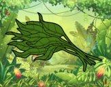 Mazzo di spinaci